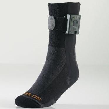 30Seven verwarmde sokken kort