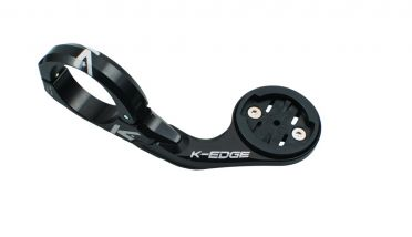 K-Edge Garmin pro XL mount 31.8mm zwart
