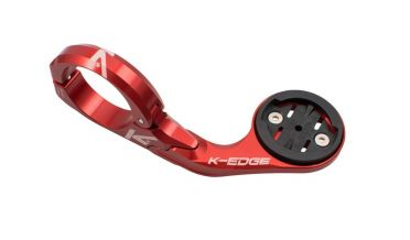 K-Edge Garmin pro mount 31.8mm rood