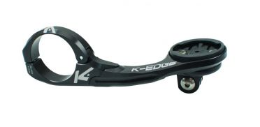 K-Edge Garmin pro combo mount 31.8mm zwart