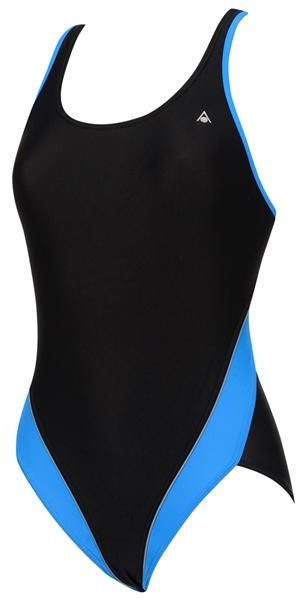 Aqua Sphere Madonna Badpak dames zwart/blauw