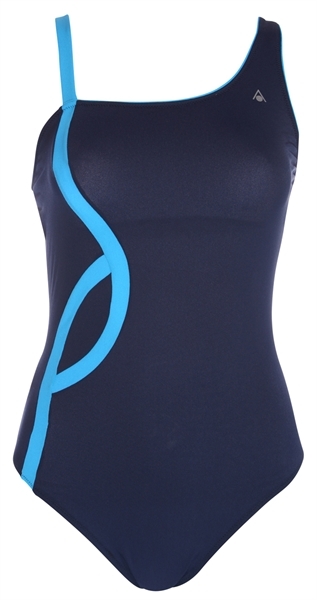 Aqua Sphere Arleen Badpak dames blauw