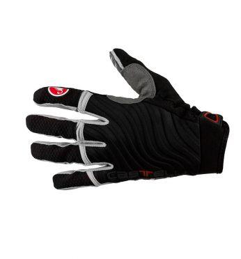 Castelli CW. 6.0 cross glove crosshandschoenen zwart/grijs