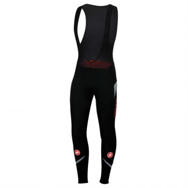 Castelli Polare 2 bibtight zwart/reflex heren 13523-710