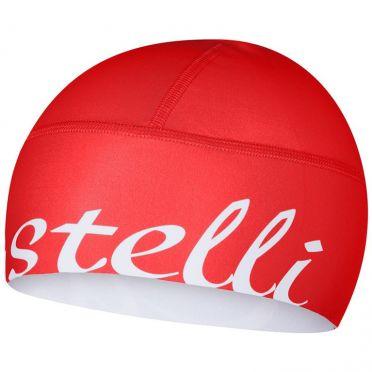 Castelli Viva donna skully helmmuts rood dames