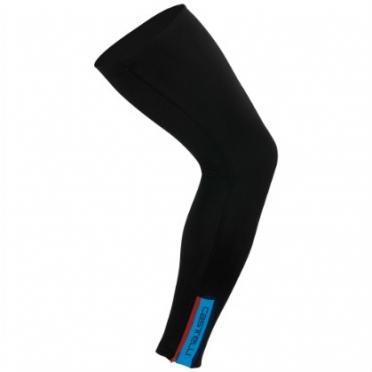 Castelli Thermoflex legwarmer beenwarmers zwart/blauw 14040-591 2015