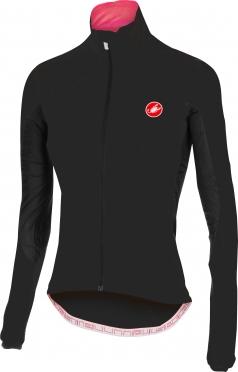 Castelli Velo W fietsjack zwart dames 14064-010
