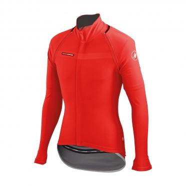 Castelli Gabba 2 convertible jacket rood heren 14512-023