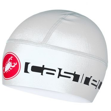 Castelli Viva thermo skully helmmuts wit heren
