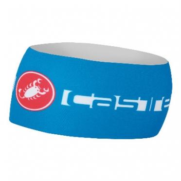 Castelli Viva thermo headband heren blauw 14551-059