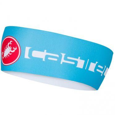Castelli Viva thermo hoofdband blauw heren