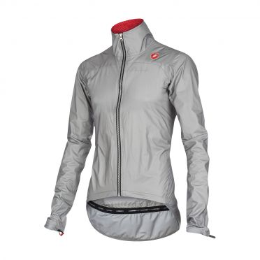Castelli Tempesta race jacket grijs heren 15510-008
