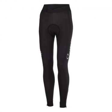 Castelli Nanoflex donna tight zwart dames 15567-010