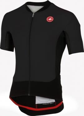 Castelli Rs superleggera jersey zwart heren 16010-010