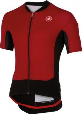 Castelli Rs superleggera jersey rood heren 16010-017