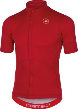 Castelli Imprevisto nano jersey rood heren 16011-023