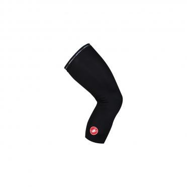 Castelli UPF 50+ light kniewarmers zwart 16038-010