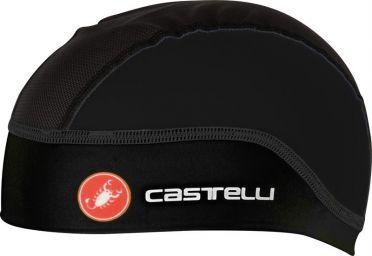 Castelli Summer skullcap helmmuts zwart heren