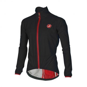 Castelli Riparo rain jacket zwart heren 16050-010