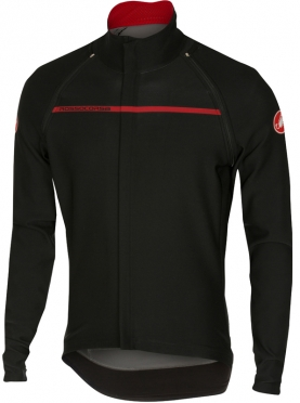 Castelli Perfetto convertible jacket zwart heren 16506-010