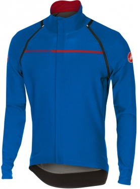 Castelli Perfetto convertible jacket surf blauw heren 16506-057