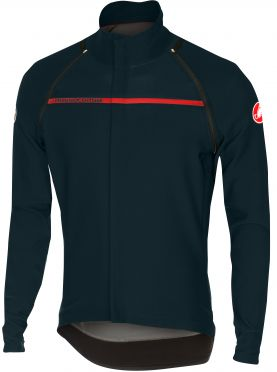 Castelli Perfetto convertible jacket donker blauw heren