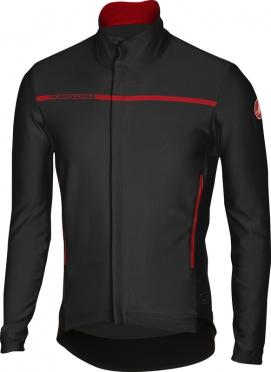 Castelli Perfetto lange mouw jacket zwart heren 16507-010