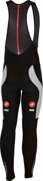 Castelli Velocissimo 3 bibtight zwart/wit heren 16522-101