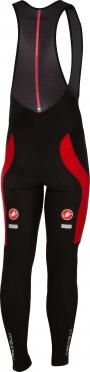 Castelli Velocissimo 3 bibtight zwart/rood heren 16522-231