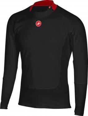 Castelli Prosecco LS ondershirt heren zwart 16528-010