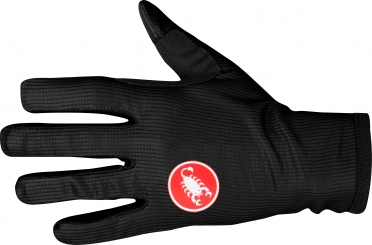Castelli Scudo fietshandschoen zwart heren 16536-010