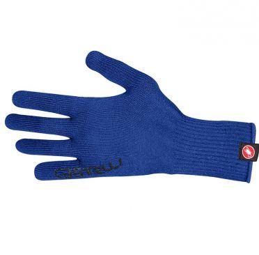 Castelli corridore glove fietshandschoenen blauw heren