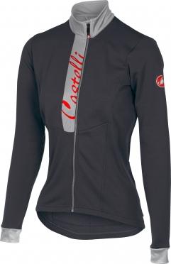 Castelli Sorriso jersey FZ antraciet dames 16548-009