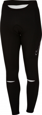 Castelli Chic tight zwart/wit dames 16552-101