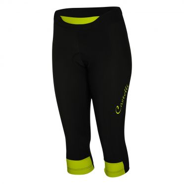 Castelli Chic knicker zwart/lime dames
