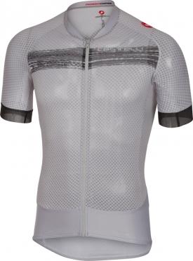 Castelli Climber's 2.0 fietsshirt grijs/zwart heren