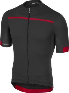 Castelli Forza pro fietsshirt licht zwart heren
