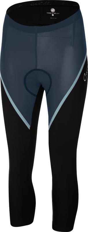 Castelli Magnifica knicker navy/blauw/zwart dames
