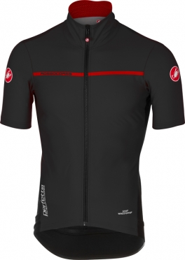 Castelli Perfetto light 2 korte mouw shirt zwart heren