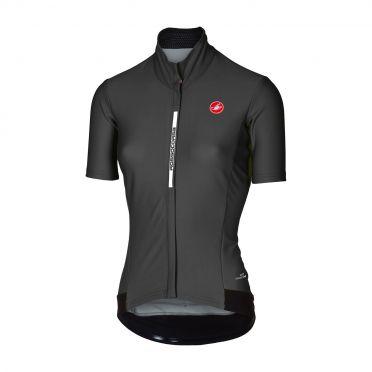 Castelli Gabba 3 W korte mouw jacket zwart dames