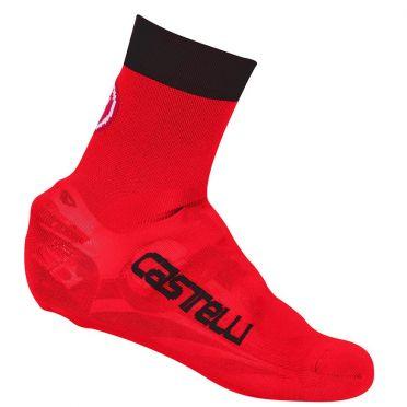 Castelli Belgian bootie 5 overschoen rood/zwart heren