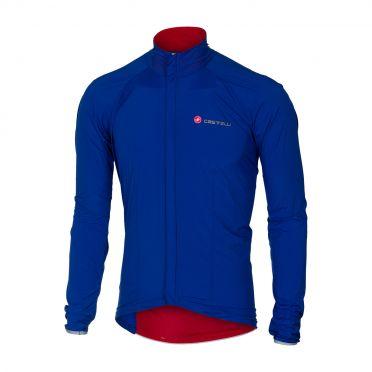 Castelli Sempre jacket blauw heren
