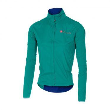 Castelli Sempre W jacket turquoise dames