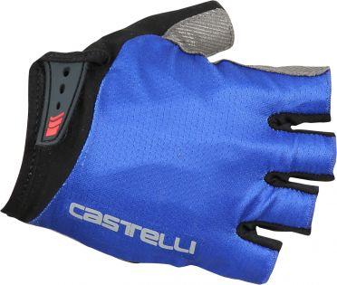 Castelli Entrata glove fietshandschoenen blauw heren