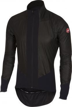 Castelli Idro pro regen jacket zwart heren