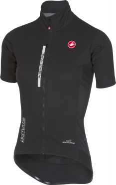 Castelli Perfetto light W korte mouw jacket zwart dames