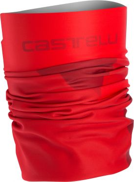 Castelli Arrivo 3 thermo hoofdband rood heren