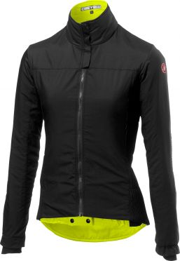 Castelli Elemento lite W lange mouw jacket zwart dames