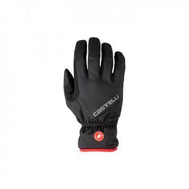 Castelli Entrata thermal fietshandschoenen zwart heren