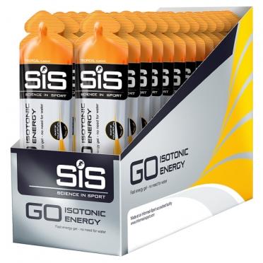 SIS GO Isotonic energiegel tropisch 30 stuks